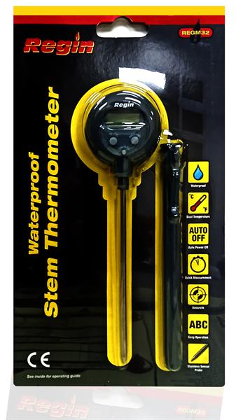 Waterproof Stem Thermometer