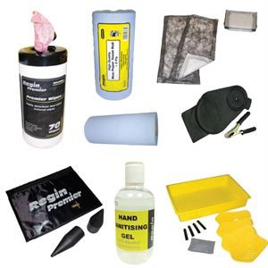 Cleaning Wipes - Absorbtion - Drainage