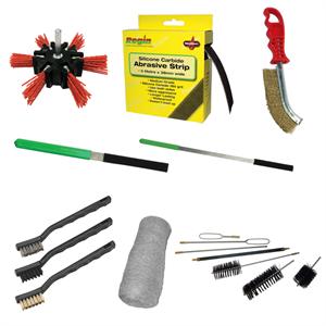 Brushes and Abrasives