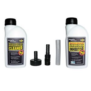 Water Treatment Chemicals and Kits